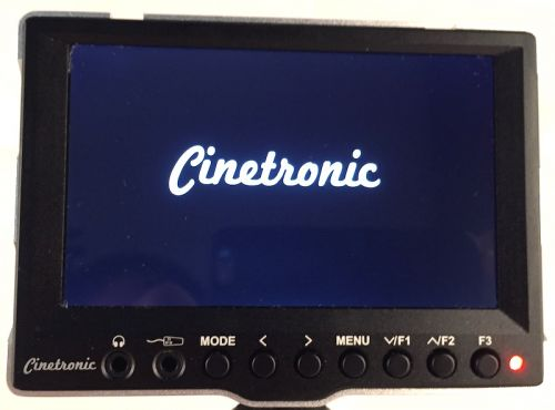 "5"" Cinetronic Monitor"