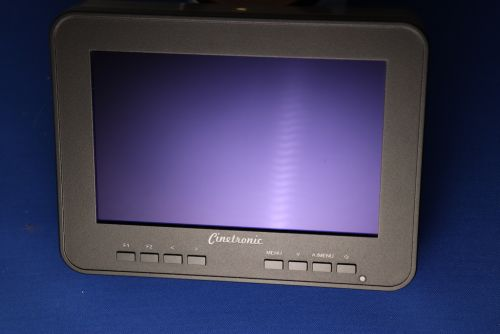 "Cinetronic Gen3 7"" monitor"